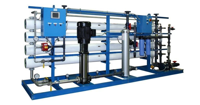 Reverse-Osmosis systems
