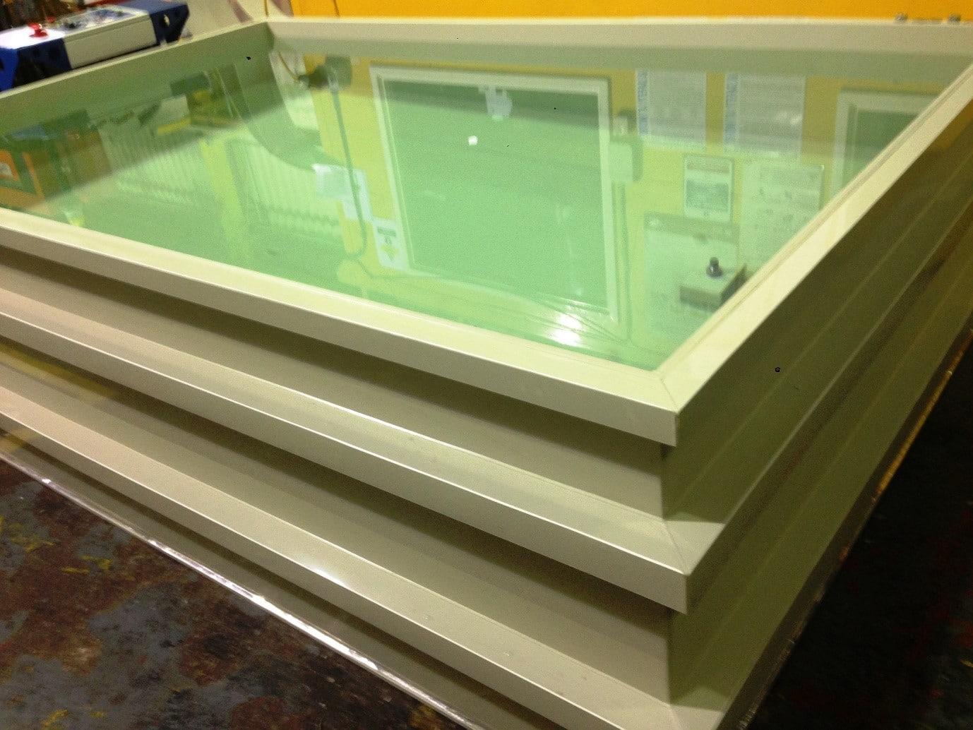 Fiberglass Plastic Tanks