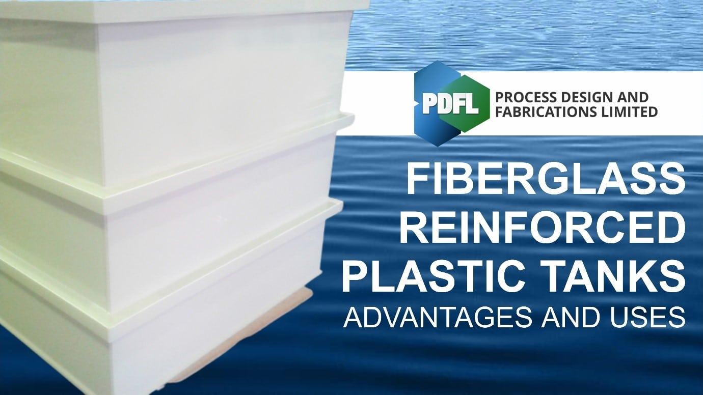 Fiberglass Reinforced Plastic Tanks